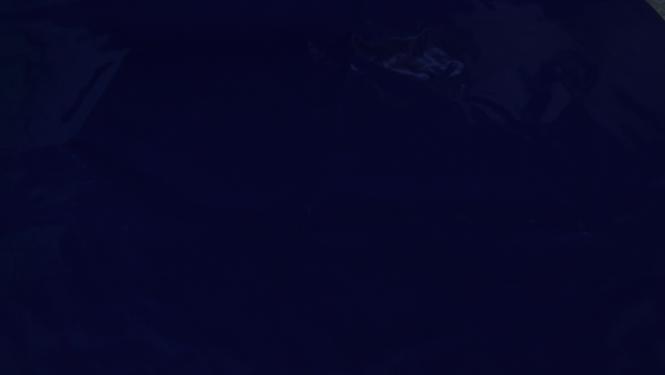Ovale Lacktischdecke Tischbelag 160/210 cm-Farbe Dunkel-Blau-Wachstuch 1 B-Ware